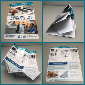 HP Healthcare Brochure