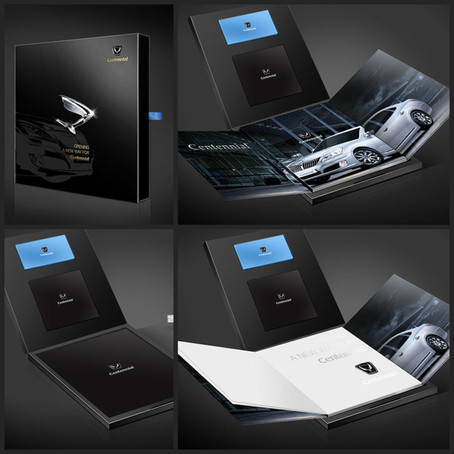Hyundai Centennial VIP Brochure