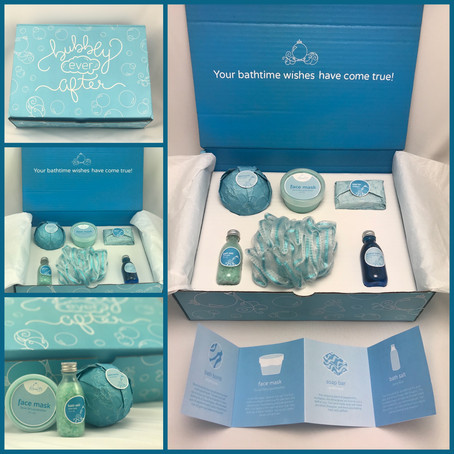 Bubbly Ever After Box