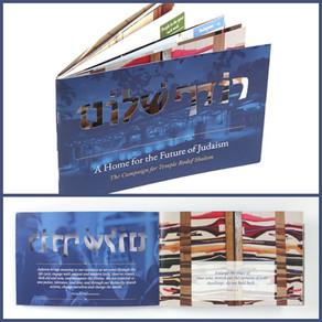 Temple Fundraising Brochure