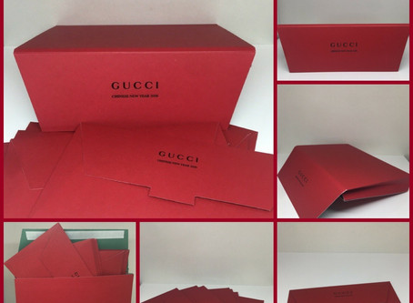 Gucci+Disney Invite
