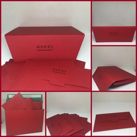 Gucci+Disney Invite