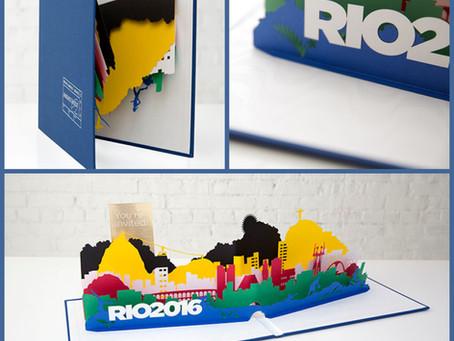 Bell's Rio Games Invite