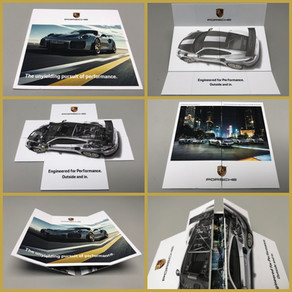 Porsche 911 GT2 RS Promo Brochure
