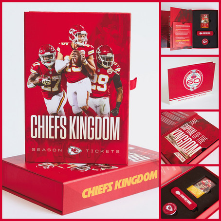 Chiefs Season Ticket Holders