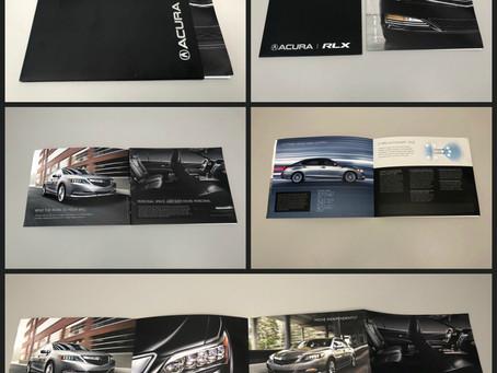 Acura RLX Brochure