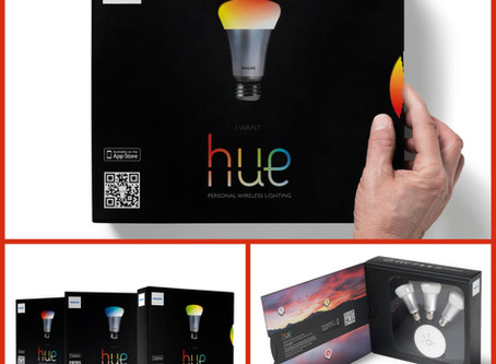 Philips Hue Packaging