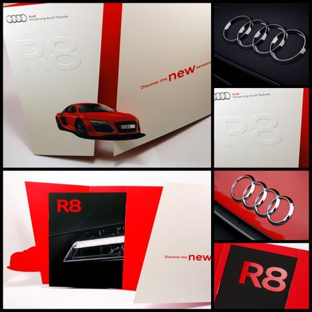 Audi R8 Mailer