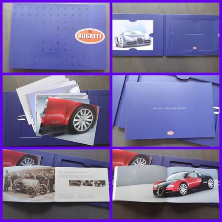 Bugatti Press Kit