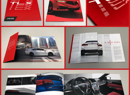Acura TLX Brochure