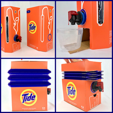 Tide Detergent Redesign