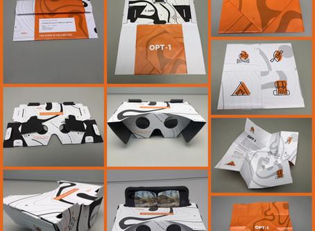 Virtual Reality (VR) Mailer USPS