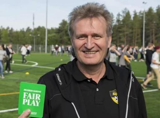 Jarmo Anttonen puheenjohtajaksi – historiallinen alueparlamentti kokoontui Pohjoisella alueella