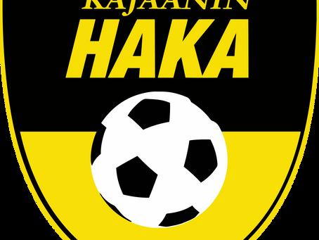 Kajaanin Haka ry hakee pää-tai osa-aikaista jalkapallovalmentajaa!