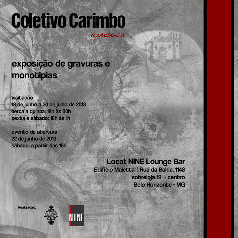 Exposição Coletivo Carimbo