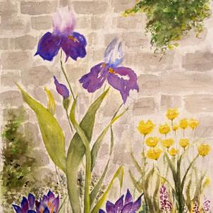 """""""Easter Garden"""""""