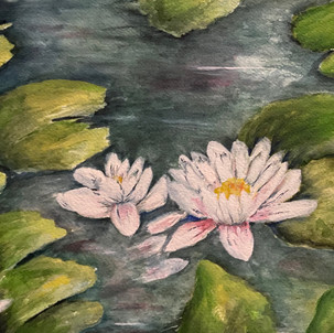 """""""Water Lillies"""""""