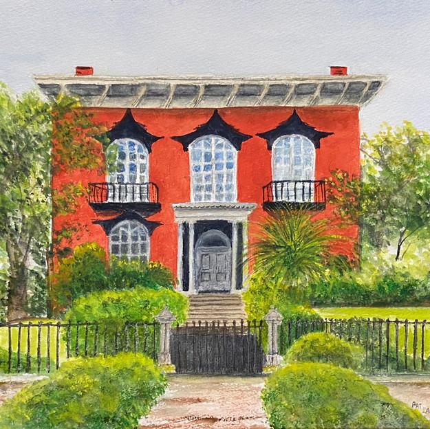 """The Mercer Wiliams Museum"""