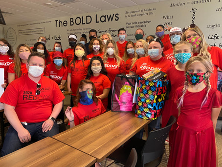 Keller Williams Southern Nevada Red Day 2020