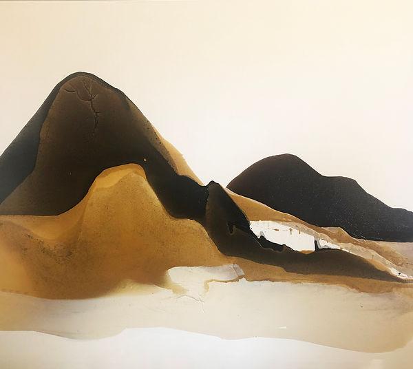 Charcoal Mountian
