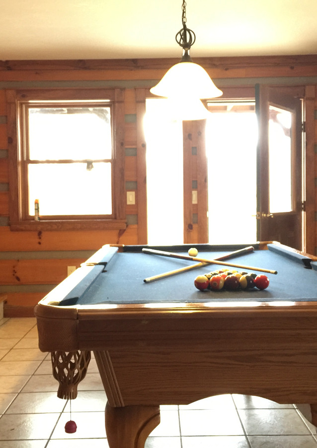 Dogwood Point Game Room