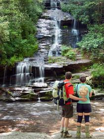 Hiking Deep Creek Trails