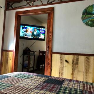 Hwy 74 Stop Bedroom View