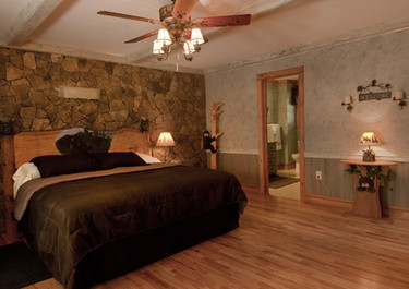 Poplar Lodge Master Bedroom