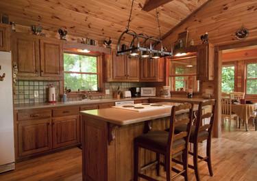 Dogwood Point Kitchen