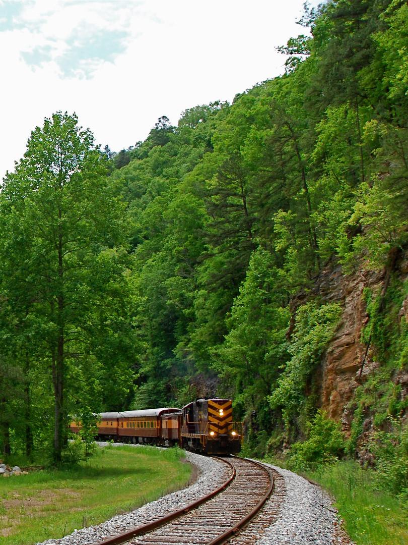 GSMR Scenic Railroad Excursions
