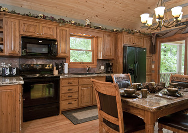Poplar Lodge Kitchen
