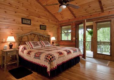 Dogwood Point Master Bedroom