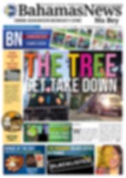 BN News Paper - December 5th 2019 - Vol