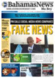 BN News Paper - August 1st 2019 - Vol 12