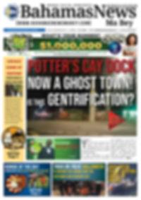 BN News Paper - October 28th 2019 - Vol