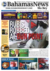 BN News Paper - November 18th 2019 - Vol