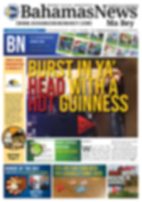 BN News Paper - November 25th 2019 - Vol