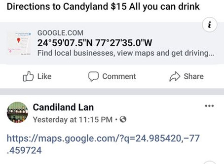 Candiland Lan The Forbidden Fruit