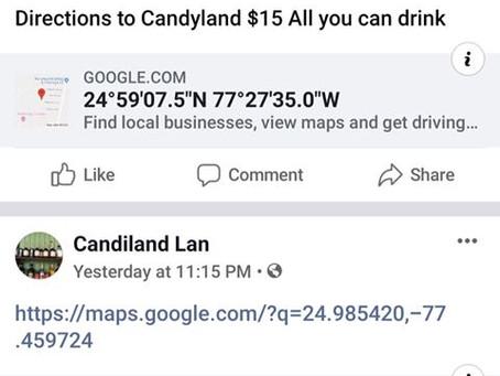 Candiland Lan The Forbidden Fruit