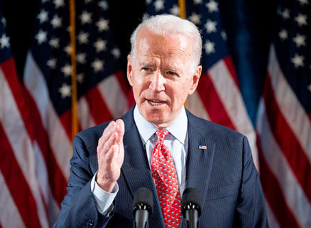 Joe Biden says crack came from the Bahamas