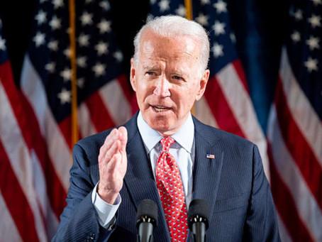 Joe Biden says crack came from the Bahamas