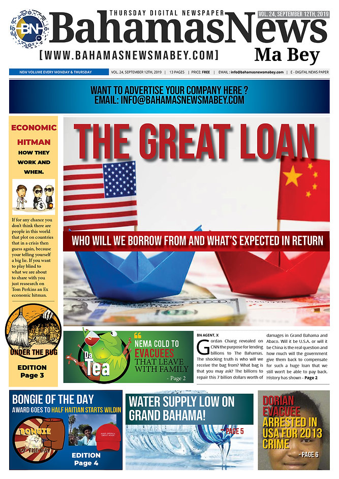 BN News Paper - September 12TH 2019 - Vo