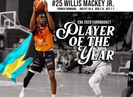 Willis Mackey Jr. EBA Player of the Year 2020