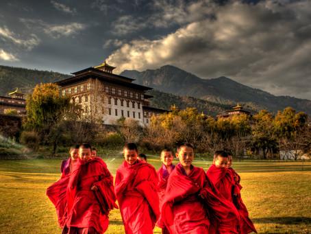 Bhután, el país donde la felicidad es más importante que el dinero