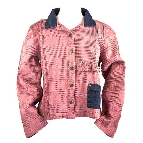 Waffle-N-Lace Jacket