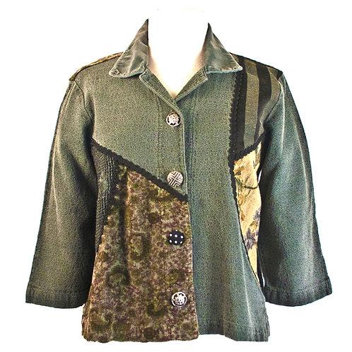 Mixed Tapestry Jacket