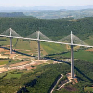 Millau Viaduct is the tallest bridge-in the world!