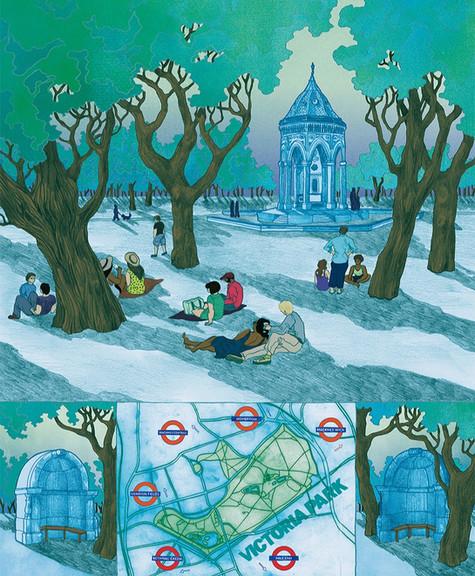 Victoria Park -  Transport for London
