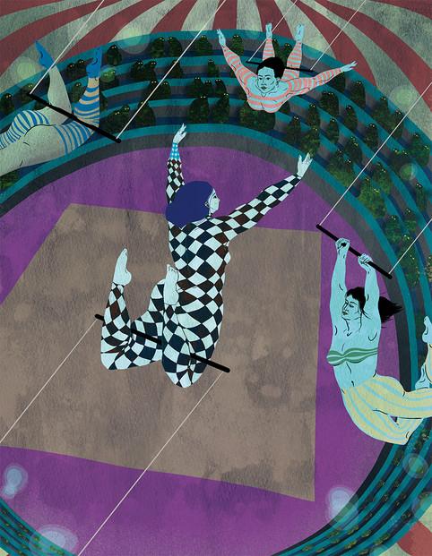 Circus - Trapeze