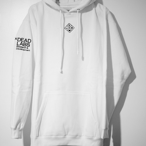 Research and Development Hoodie (WHITE)